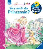 Was macht die Prinzessin?