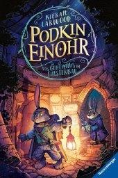 Podkin Einohr, Band 2: Das Geheimnis im Finsterbau Cover