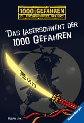 Das Laserschwert der 1000 Gefahren Cover