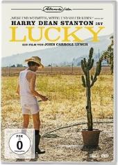 Lucky, 1 DVD Cover