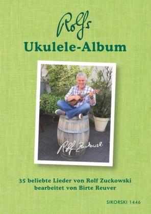 Rolfs Ukulele-Album