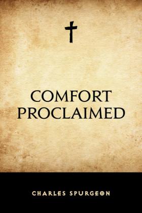 Comfort Proclaimed