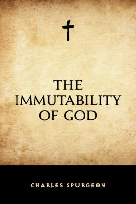The Immutability of God