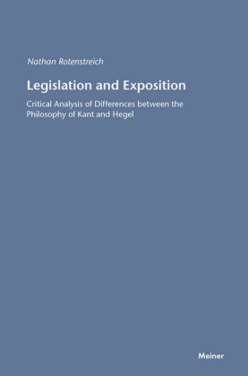 Legislation and Exposition