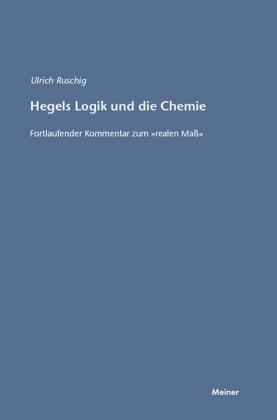 Hegels Logik und die Chemie