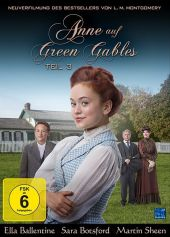 Anne auf Green Gables, 1 DVD Cover