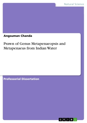 Prawn of Genus Metapenaeopsis and Metapenaeus from Indian Water