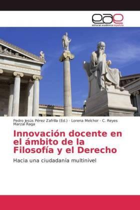 Innovación docente en el ámbito de la Filosofía y el Derecho