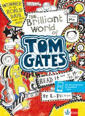 The Brilliant World of Tom Gates Cover