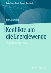 Konflikte um die Energiewende