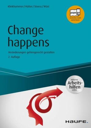 Change happens - inkl. Arbeitshilfen online