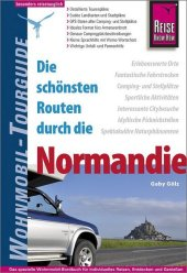 Reise Know-How Wohnmobil-Tourguide Normandie Cover