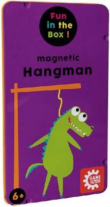 Magnetic Hangman (Kinderspiel)