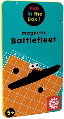 Magnetic Battlefleet (Kinderspiel)