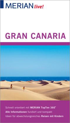 MERIAN live! Reiseführer Gran Canaria