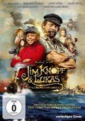 Jim Knopf & Lukas der Lokomotivführer, 1 DVD Cover