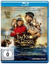 Jim Knopf & Lukas der Lokomotivführer, 1 Blu-ray Cover