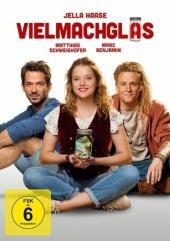 Vielmachglas, 1 DVD Cover