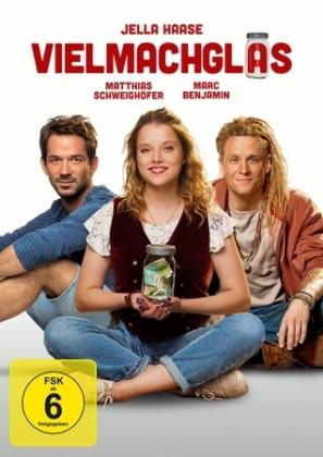 Vielmachglas, 1 DVD