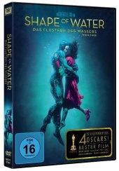 Shape of Water: Das Flüstern des Wassers, 1 DVD Cover