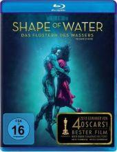 Shape of Water: Das Flüstern des Wassers, 1 Blu-ray Cover