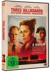 Three Billboards Outside Ebbing, Missouri, 1 DVD Cover