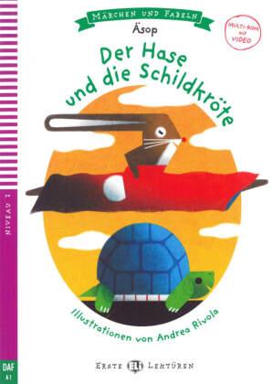 Der Hase und die Schildkröte, m. Multi-ROM mit Video