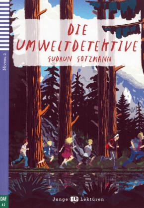 Die Umweltdetektive, m. Audio-CD
