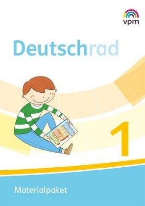 Deutschrad 1, m. 1 CD-ROM