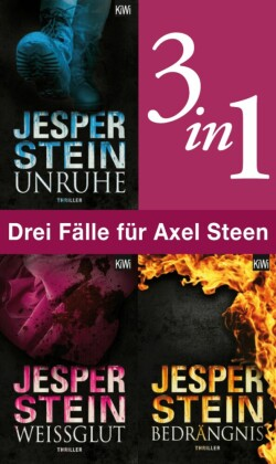Drei Fälle für Axel Steen (3in1-Bundle)