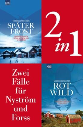 Zwei Fälle für Ingrid Nyström und Stina Forss (2in1-Bundle)