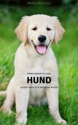 Familienmitglied Hund