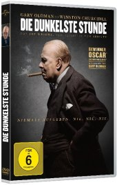 Die dunkelste Stunde, 1 DVD Cover