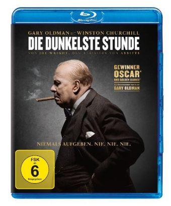 Die dunkelste Stunde, 1 Blu-ray