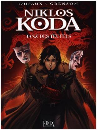 Niklos Koda - Der Tanz des Teufels