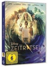 Das Zeiträtsel, 1 DVD Cover