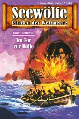 Seewölfe - Piraten der Weltmeere 402