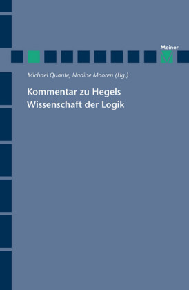 Kommentar zu Hegels Wissenschaft der Logik