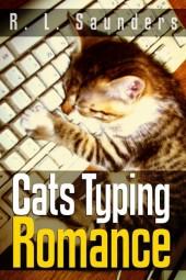 Cats Typing Romance