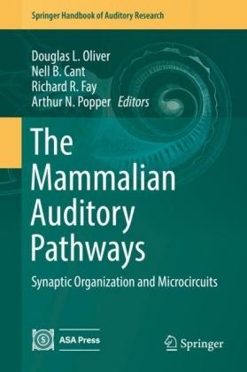 The Mammalian Auditory Pathways