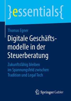 Digitale Geschäftsmodelle in der Steuerberatung