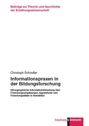 Informationspraxen in der Bildungsforschung