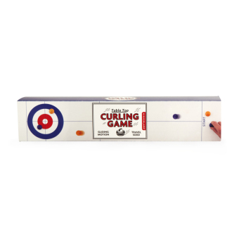 Table Top Curling Game (Spiel)