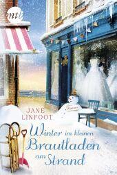 Winter im kleinen Brautladen am Strand Cover