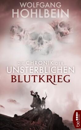 Die Chronik der Unsterblichen - Blutkrieg