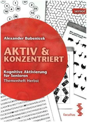 Aktiv & Konzentriert: Kognitive Aktivierung für Senioren