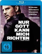 Nur Gott kann mich richten, 1 Blu-ray Cover
