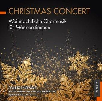 Christmas Concert, 1 Audio-CD