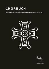 Chorbuch zum Paderborner Eigenteil des Neuen GOTTESLOB Cover