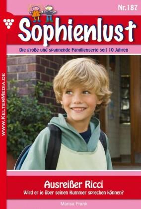 Sophienlust 187 - Familienroman